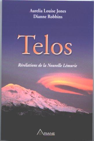 couverture du livre de Telos, Tome 1