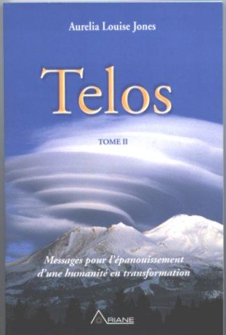 couverture du livre de Telos, Tome 2
